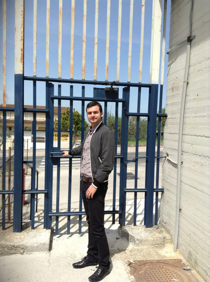 Carlo carcere Ariano