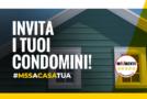 PARTE LA CAMPAGNA #M5SACASATUA – INVITA I TUOI CONDOMINI!
