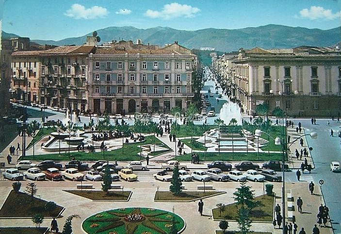 Avellino - Piazza Libertà
