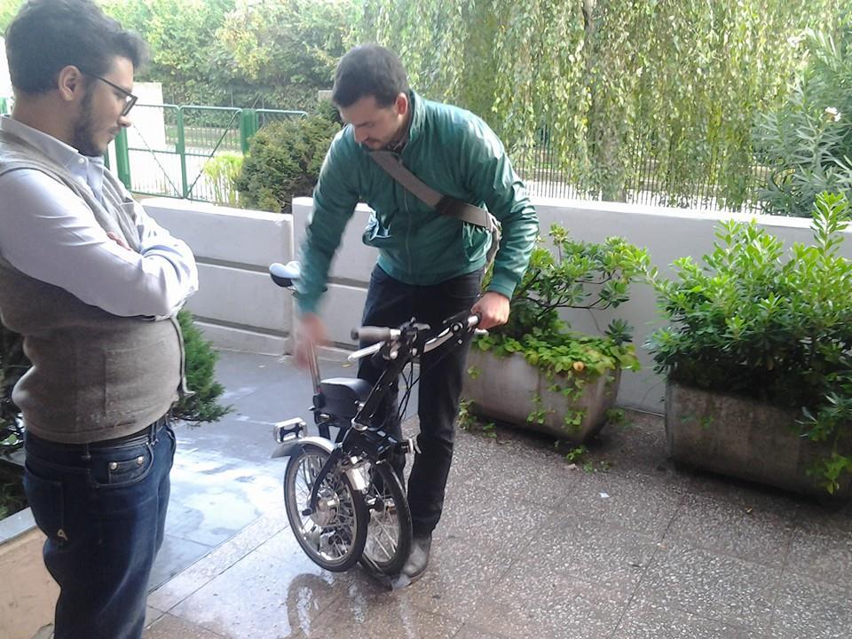 Carlo bici